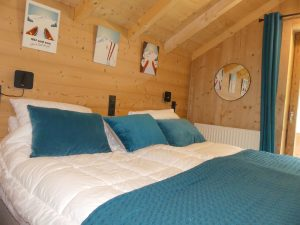 Chalet le Nid - Chambre Foret (1)